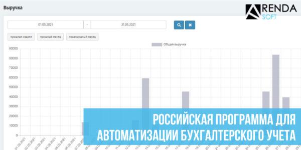 Российская программа для автоматизации бухгалтерского учета